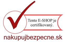 E-shop Spotel.sk je certifikovaný